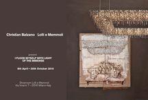 FUORISALONE 2015 / Le iniziative di Lolli&Memmoli durante la Milano Design Week 2015