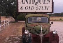 Grandpa's vintage Trucks / by Ann Thurmond