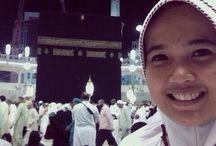 selfie / Umroh