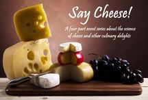 Say Cheese! / A Four-Part Event Series About the Science of Cheese and Other Culinary Delights / by Reuben H. Fleet Science Center