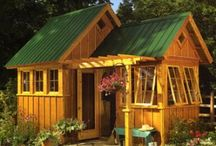 Garden Sheds or Tiny House