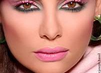 Make up - Brown eyes