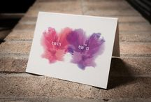 Loss of a Multiple Cards / Condolence/sympathy cards for perinatal loss, specifically the loss of one or both twins.
