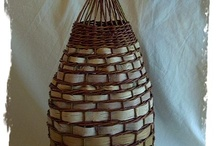 Ralph / Cedar weaving