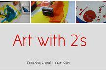 Daycare Art Activities