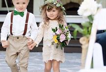 niño boda