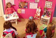 "18"" Doll Classroom Ideas"
