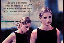 I admit I love Buffy  / Buffy The Vampire Slayer  / by Kim only4thatgirl