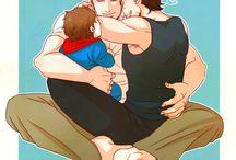 ♥ Stony (and Superfamily) ♥ / OTP ❤ Bromance
