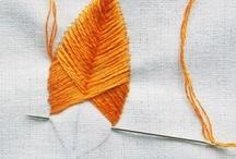 уроки вышивки