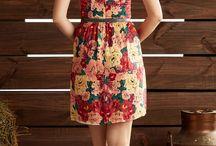 vestidos decotes