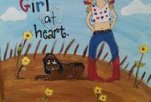 country girl vz city girl