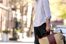Italian Canvas Bags / Italian canvas bags are indispensable. Whether it's a solid weekender or a duffel that can be used to tote around just about anything, these bags last and are worth the investment. http://www.fenzoitalianbags.com/product-category/italian-canvas-bags/