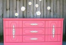 Furniture restoration ideas / by Lindabrazealbolls