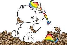 Unicorns Tumblr.