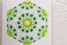 İslamik desen