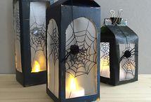 halloween tvoření
