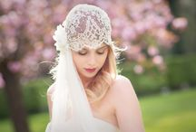 Bridal headpieces / Hair accesories for your wedding