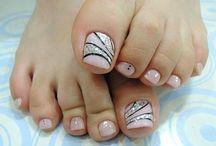 toe's