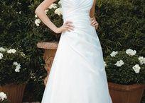 sophia's wedding dress