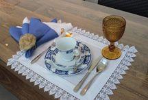 Decor mesa café