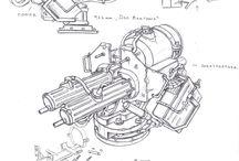 Turret Designs