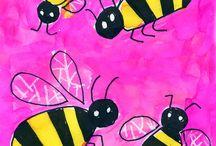 Böcekler Temalı Etkinlikler