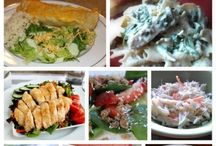 Recipes: Salads and Side Dishes