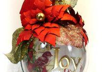 Christmas ornaments / by Miriam Stewart-Smith