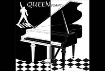 QUEEN for PIANO / Freddie Mercury ~ The Fallen Priest cover