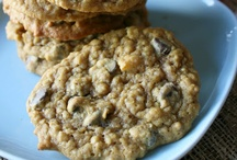 Cookies and Sweets / by Stephanie Vermeer