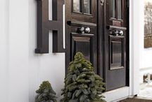 Front house  / by Angela Biglieri Storey