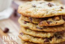 For Dessert: Cookies & Bars / by Catherine McCabe Powers