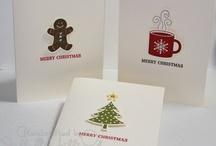 Card Ideas / by Carolynn Clement