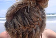 Cool Hair / Fabulous Hair. Braids, Updos, natural waves. We love it all / by Accessory Artists