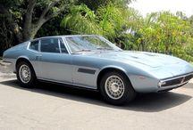 Classic cars / Masini care au facut istorie