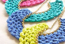 DIY bijoux laine et fils