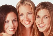 The Girls are |FABULOUS| / Monica Geller, Rachel Green and Phoebe Buffay ~ The 3 girls that are perfect together