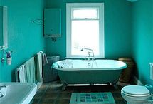BATH color schemes / by Jessi B Design