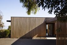 Batons Architectural wood