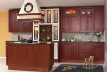 Install new kitchen cabinet for better storage. /  By installing new and spacious kitchen cabinets, you can store all your kitchen appliances. IngwallKöket designs variety of cabinets for their customers.