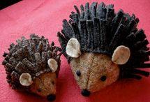 Toto všechno ušiju! / Dolls, softies, sewing