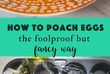 Pouch eggs