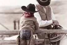 Cowboys / by Lynette Ferrari Hoffman