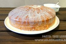 Pastel tres leches / Menuda delicia: #Pastel tres #leches Fácil #receta paso a paso  (incluye Vídeo en HD)  http://www.golosolandia.com/2015/03/pastel-tres-leches.html