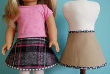 Dressing Jozie's American Girl's