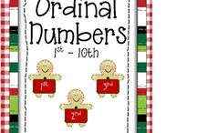 FIrst Grade Math activities