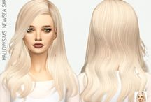 capelli per the sims 4