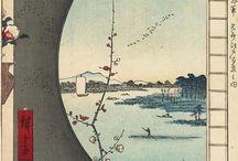 Edo 100 landscapes