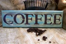 Coffee! / by Sharon Amaya Heberer